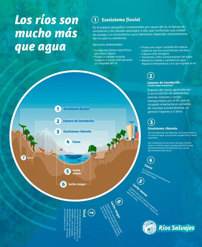 Infografía Ríos Salvajes